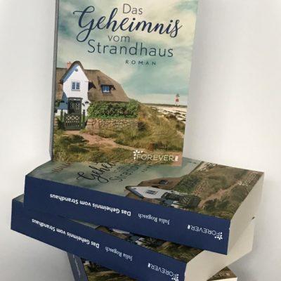 """""""Das Geheimnis vom Strandhaus"""" als Taschenbuch"""