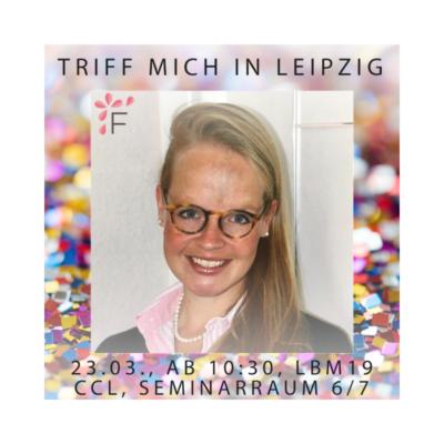 Triff mich und meine Forever Kolleg*Innen in Leipzig